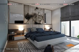 thiết kế nội thất phòng ngủ trẻ đẹp 2