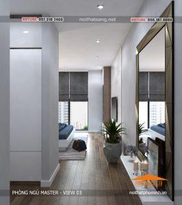 thiết kế nội thất phòng ngủ trẻ đẹp 3